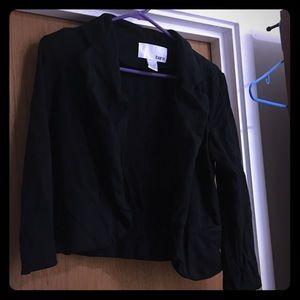 Black bar iii jacket m